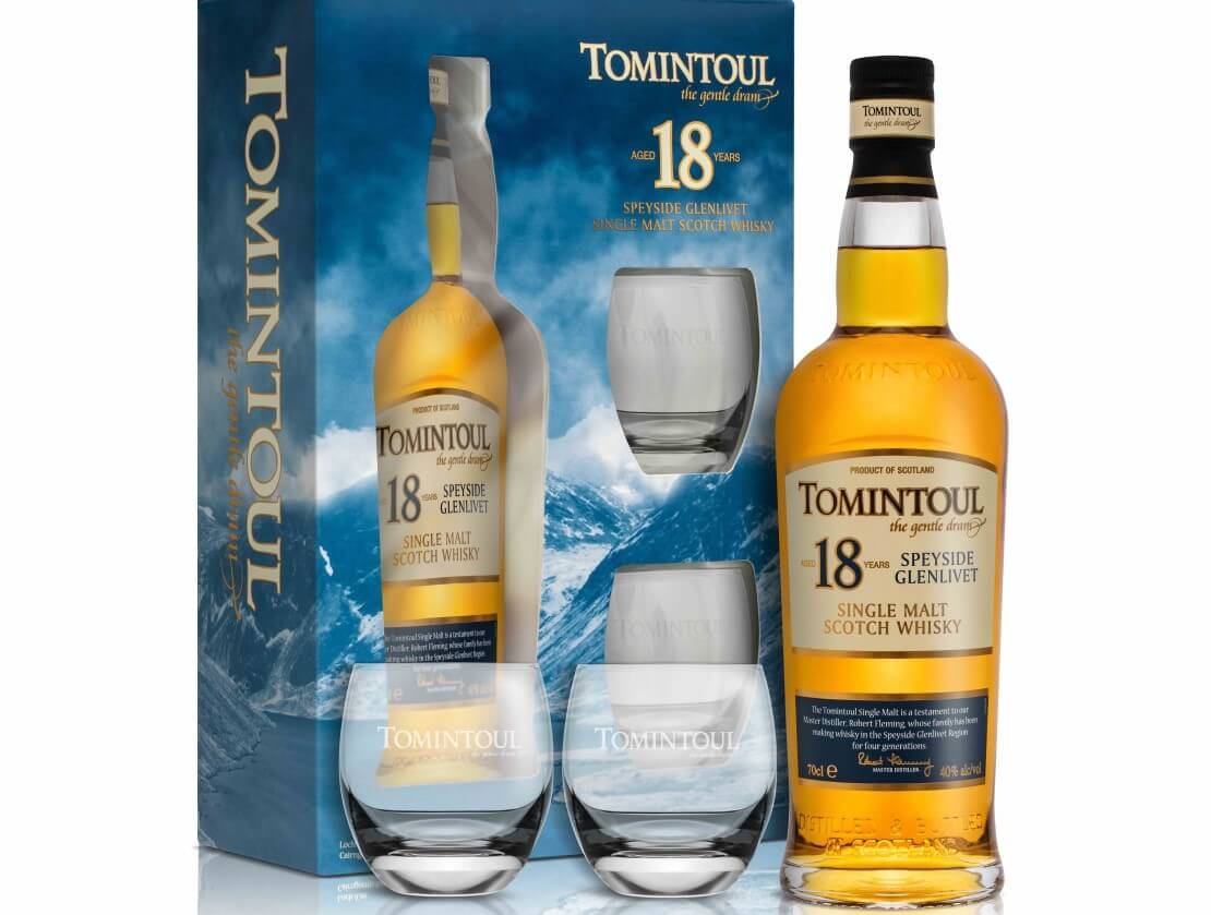 Tomintoul honours Cairngorms National Park in new gift pack