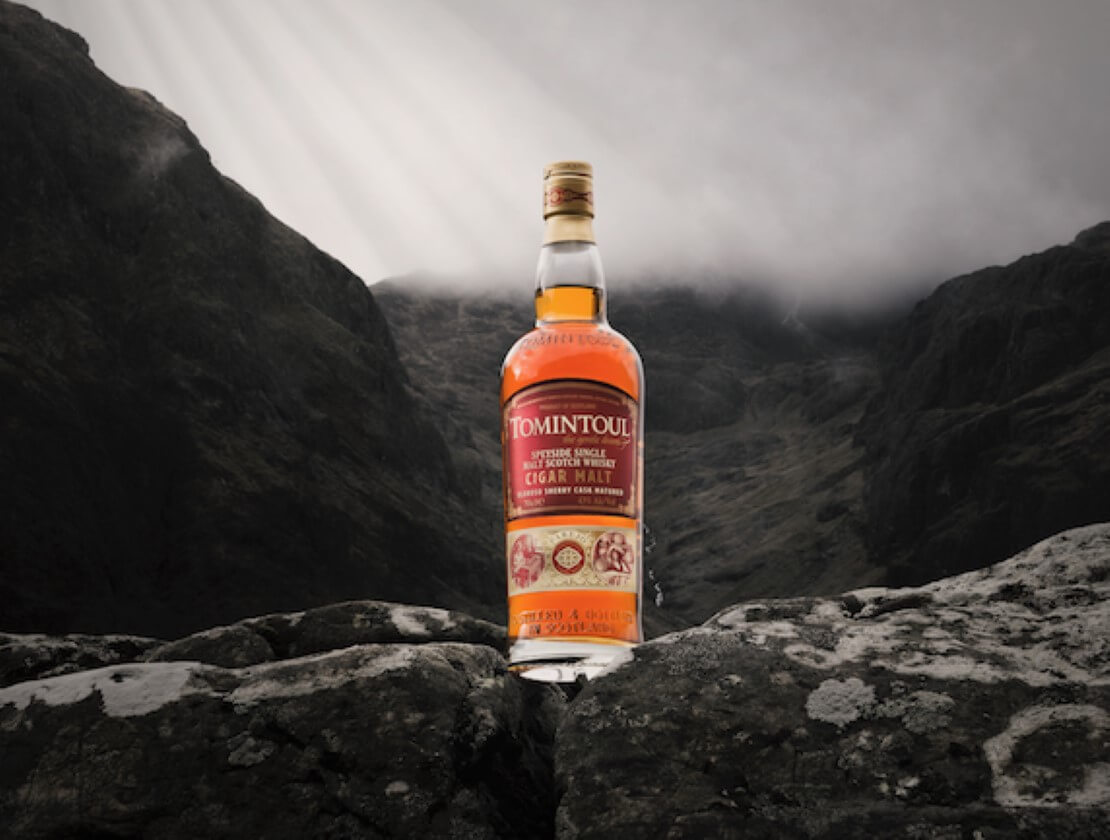 Tomintoul Cigar Malt Oloroso expression gets the global treatment