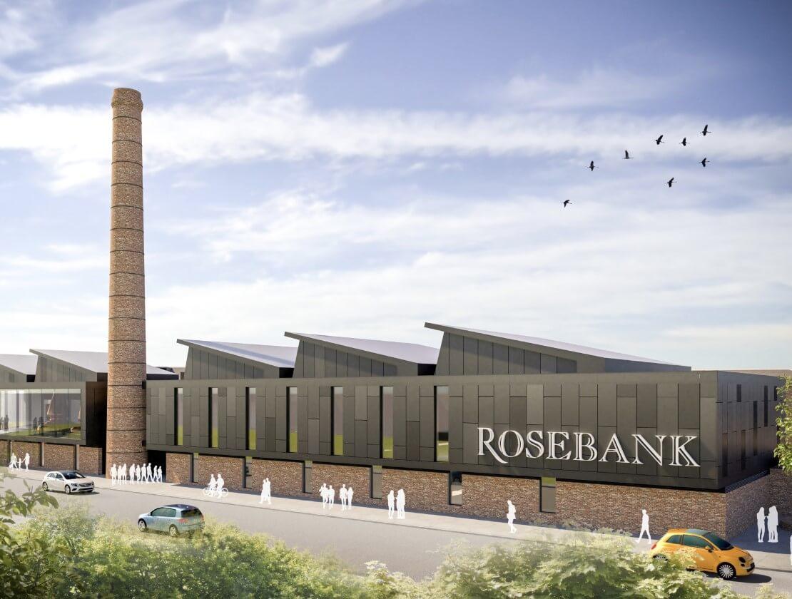 Green light for multi-million Rosebank Distillery revival