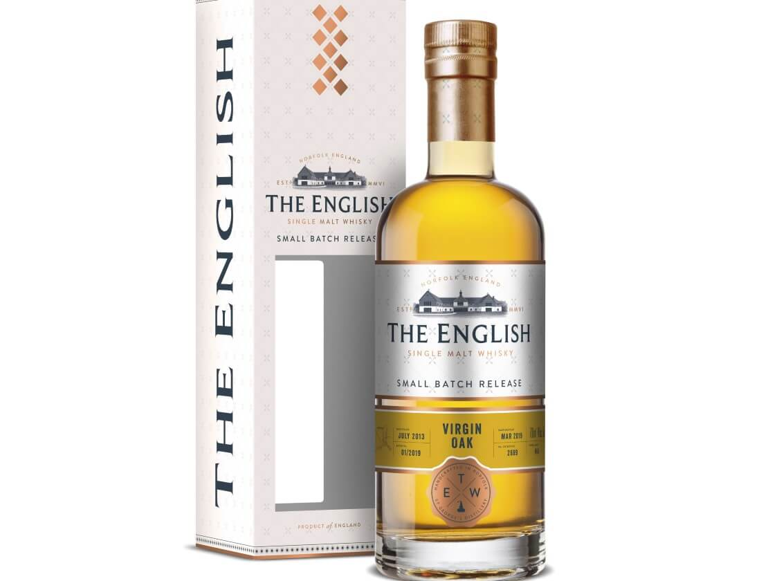 English Oak Small Batch