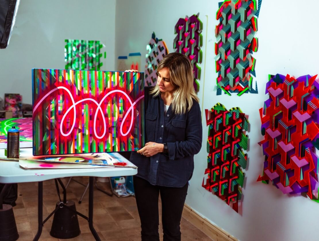 Waterford Distillery partners with artist Leah Hewson for flagship launch of The Cuvée