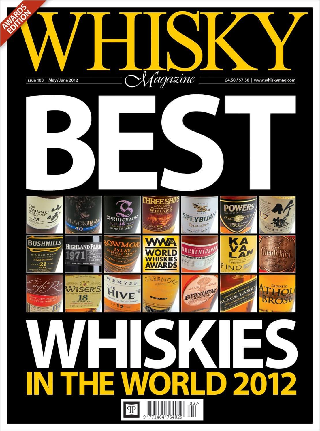 World Whiskies Awards winners Daftmill Cambus Distillery Oak matters The Angels' Share Drinker's guide to Chicago