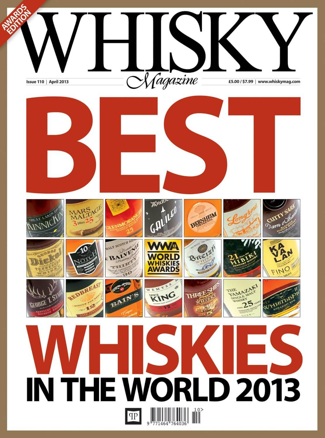 World Whiskies Awards winners Tomintoul Boxes Blend Speyside rebels