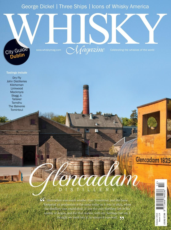 Glencadam Distillery George Dickel Three Ships Icons of Whisky America