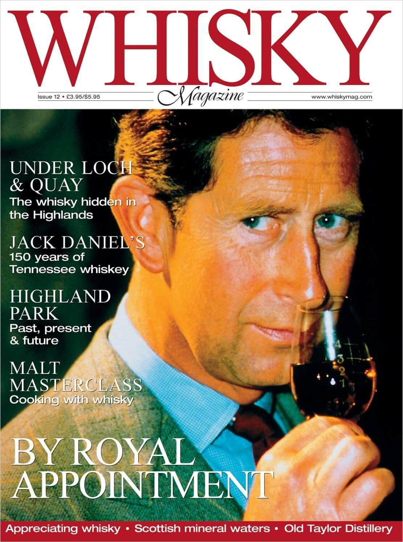 By Royal Appointment Jack Daniel's Highland Park Highland Malts