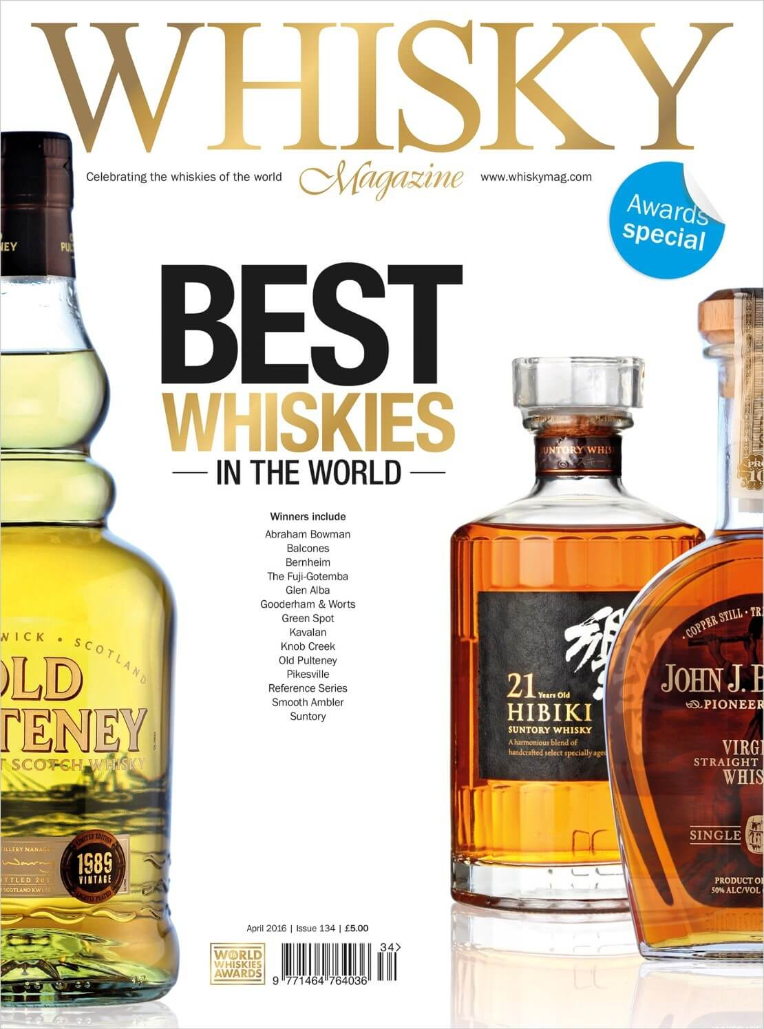 AWARDS SPECIAL The Best Whiskies in the World Icons of Whisky Global Hall of Fame.