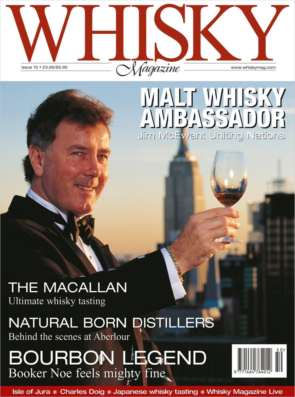 Jim McEwan Booker Noe Ultimate Macallan Tasting Aberlour Distillery