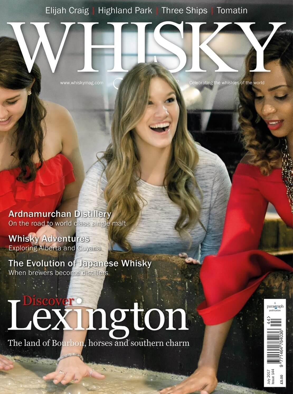 Discovering Lexington Ardnamurchan Distillery Japanese whisky Whisky adventures