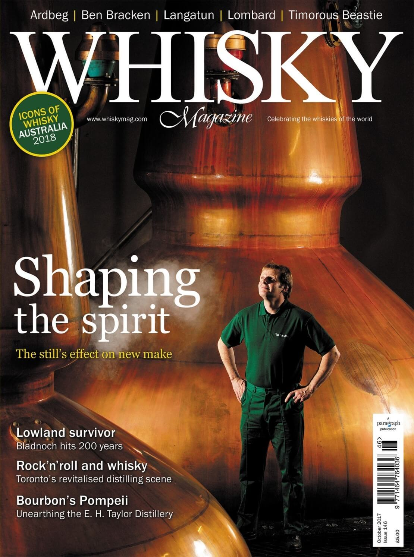 Toronto Bourbon's Pompeii Bladnoch Distillery Glenmorangie's last 10 years