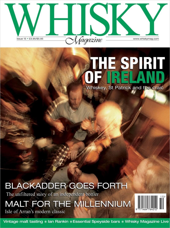 Spirit of Ireland Isle of Arran Vintage Malts Blackadder
