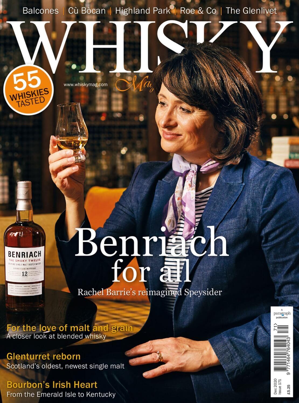 Benriach for all Glenturret reborn  Bourbon's Irish heart