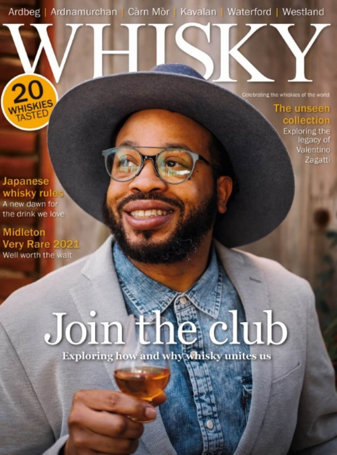 Whisky Clubs & Societies Diversity and Inclusivity in Whisky The Unseen Collection Japanese Whisky's New...