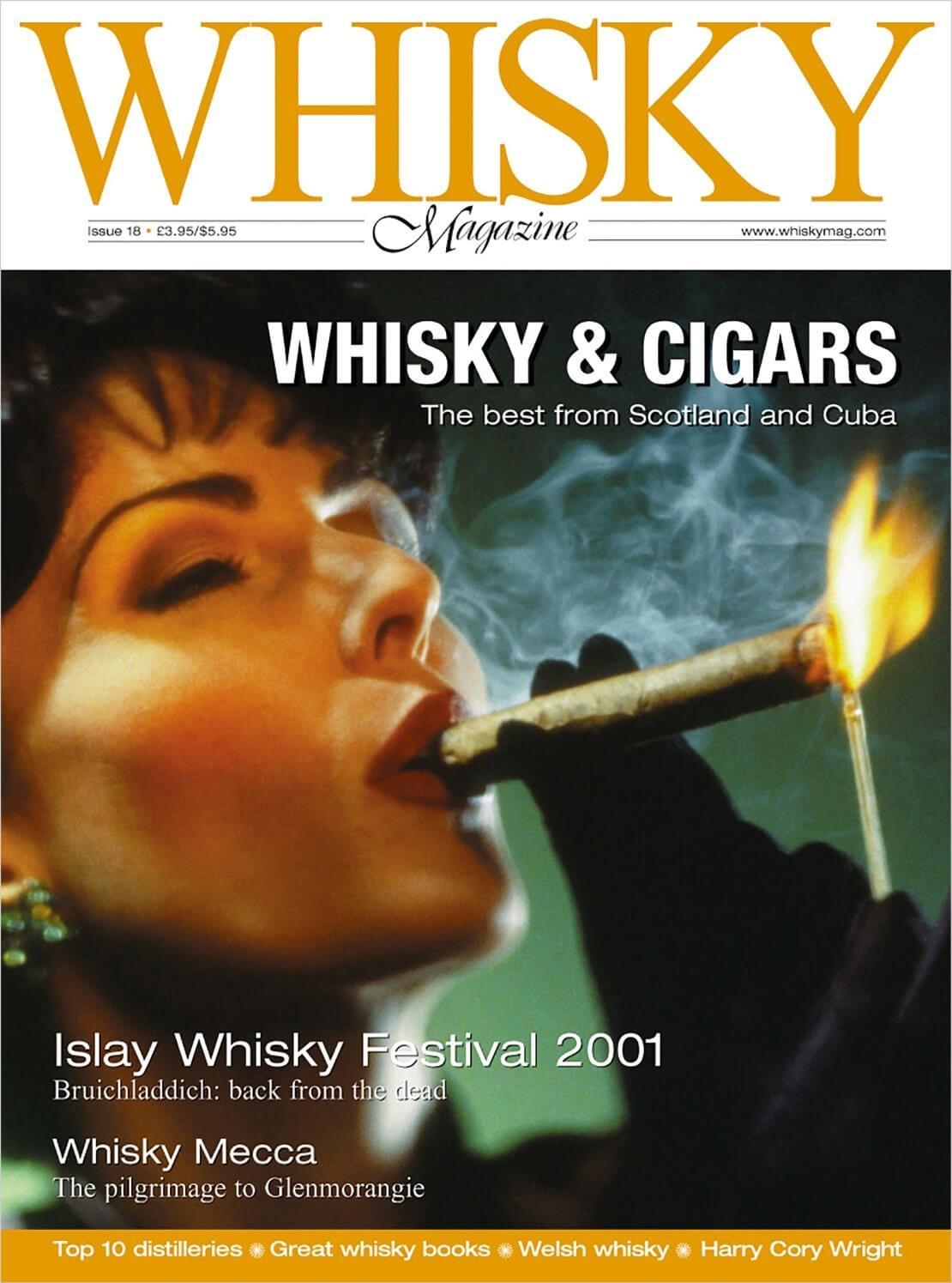 Whisky & Cigars Islay Whisky Festival Glenmorangie