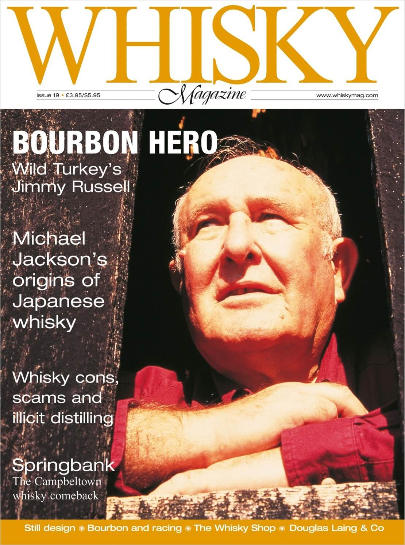 Jimmy Russell Japanese Whisky Illicit Distilling Bourbon Tasting