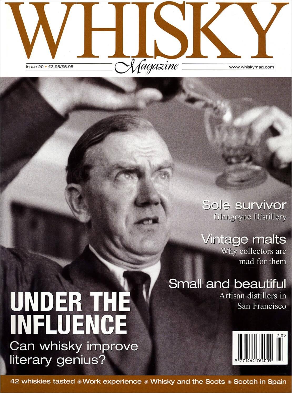 Whisky & Literature Glengoyne Vintage Malts Canadian Tasting