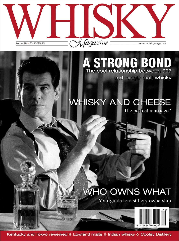 James Bond Cooley Distillery Indian Whisky Festival Reviews