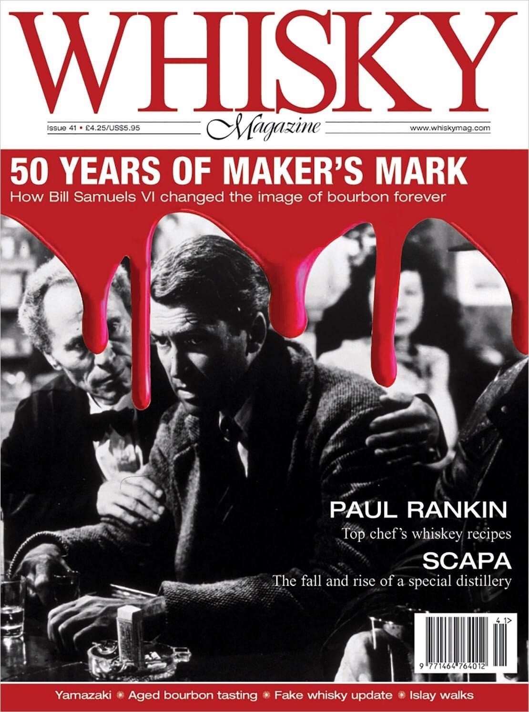 50 Years of Maker's Mark Yamazaki Aged Bourbon Tasting Fake Whisky update Islay Walks Paul...