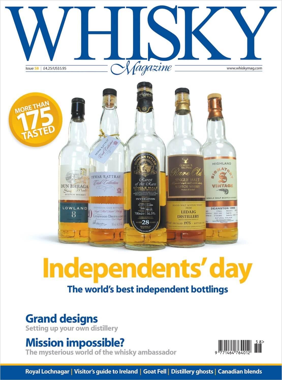 Independent Bottlers Challenge Setting up your own distillery World of the whisky ambassador Royal Lochnagar...