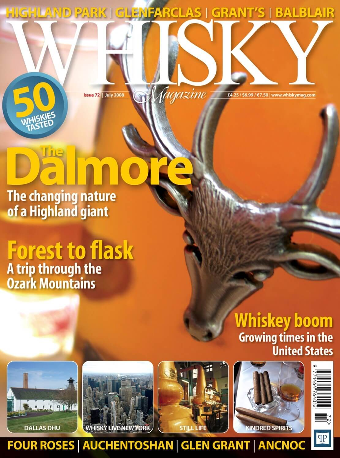 The Dalmore Forest to Flask The Whisky Boom
