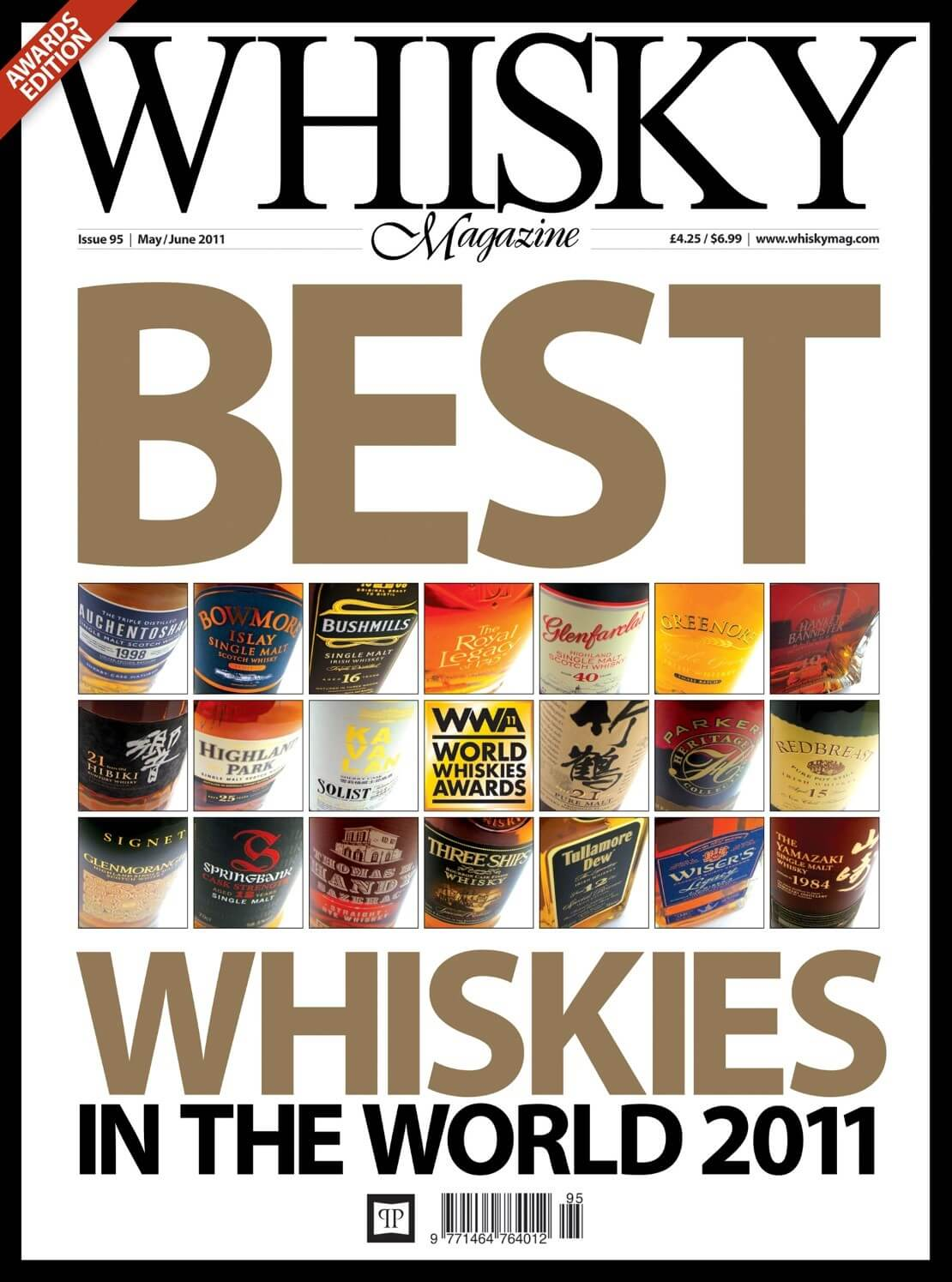 World Whiskies Awards winners Japanese drinking habits Loch Lomond Distillery Off the trail in Louisville