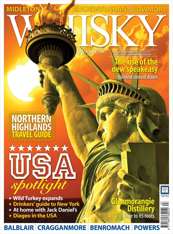 USA spotlight: Wild Turkey New York Jack Daniel's Diageo