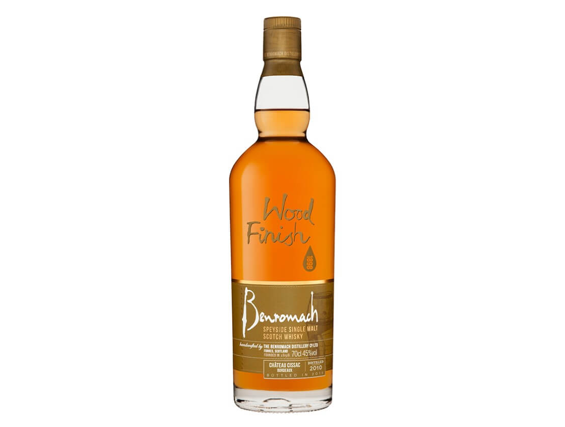 Benromach Distillery releases Château Cissac Bordeaux wood finish  expression